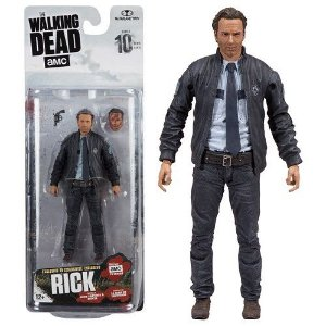 The Walking Dead Series 10 Rick Grimes Walgreens Exclusive