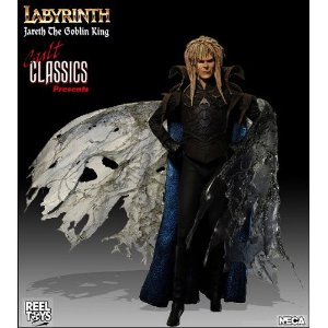 Cult Classics Jim Henson´s Labyrinth Jareth The Goblin King