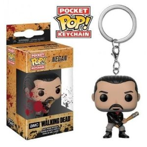 Funko Pop Pocket Keychain - Negan
