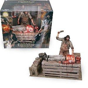 Texas Chainsaw Massacre The Beginning Action Figure Box Set