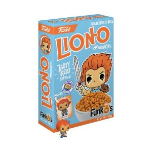 Funko's Cereal: Lion-O