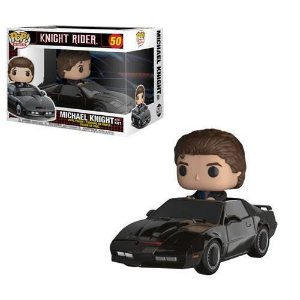 Funko Pop Rides Knight Rider - Michael Knight with KITT