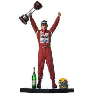 Iron Studios Ayrton Senna 1988 Japan GP Art Scale 1/10