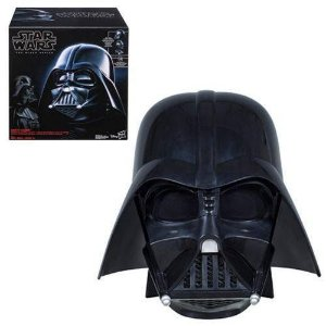 Star Wars The Black Series Darth Vader 1:1 Scale Wearable Helmet (Electronic)