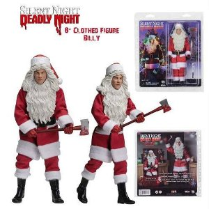 NECA Silent Night, Deadly Night Billy Figure