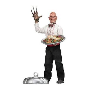 NECA A Nightmare on Elm Street Freddy Krueger (Chef) Figure