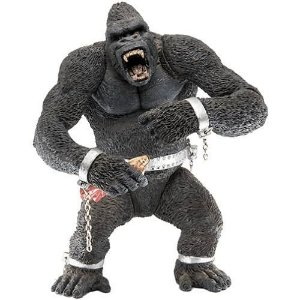 McFarlane Movie Maniacs King Kong Deluxe Boxed Set