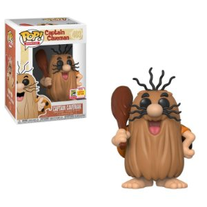 Funko Pop Hanna-Barbera Captain Caveman SDCC 2018 Limited Edition