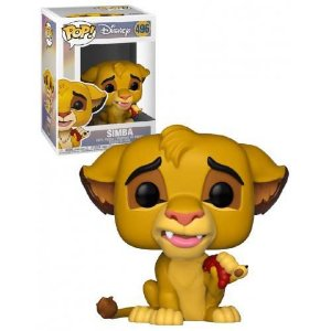 Funko Pop! Disney: The Lion King – Simba
