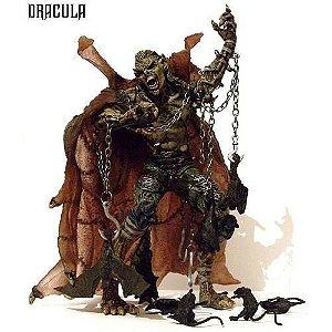 McFarlane Toys - Monsters Series 1 - Dracula (Bloody Variant)