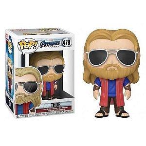 Funko Pop! Marvel: Avengers: Endgame - Thor (Casual)