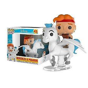 Funko Pop! Rides: Disney: Hercules - Hercules & Pegasus