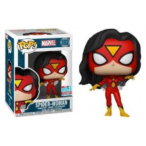 Funko Pop! Marvel Spider-Woman NYCC 2018 Exclusive