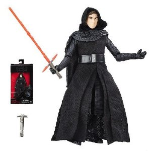 Star Wars The Black Series 6 Kylo Ren Unmasked