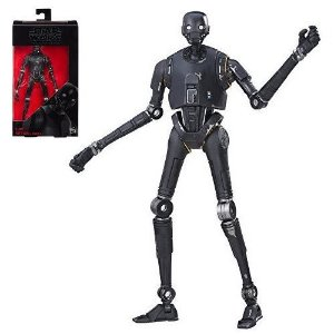 Star Wars The Black Series 6 Rogue One K-2SO