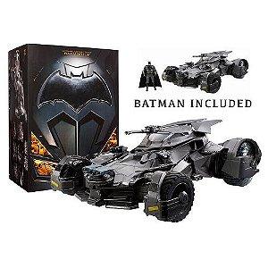 Mattel Justice League Ultimate Batmobile RC Vehicle & Figure
