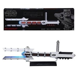 Star Wars The Black Series Force FX Riot Control Baton Replica (The Last Jedi)
