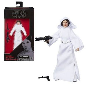 Star Wars The Black Series 6 Princess Leia Organa