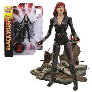 Marvel Select Black Widow