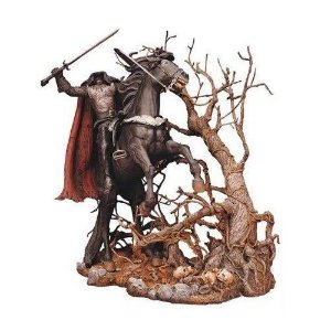 McFarlane Headless Horseman Boxed Set