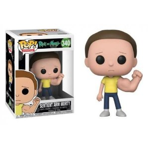 Funko Pop! Animation Rick and Morty – Sentient Arm Morty