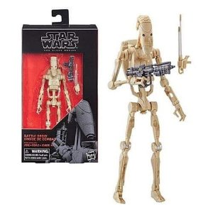 Star Wars Black Series 6 Battle Droid