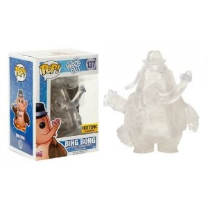 Funko Pop Disney Inside Out - Clear Bing Bong Hot Topic Exclusive