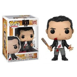 Funko Pop Television The Walking Dead Negan Clean Shaven