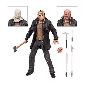 NECA Friday the 13th (2009) Ultimate Jason Voorhees Figure