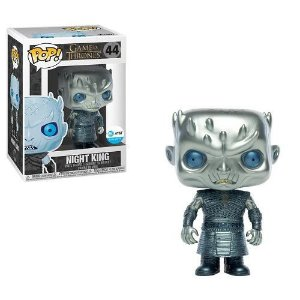 Funko Pop Game of Thrones - Night King Metallic AT&T Exclusive