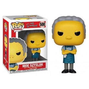 Funko Pop The Simpsons - Moe Szyslak