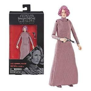 Star Wars The Black Series 6 Vice Admiral Holdo