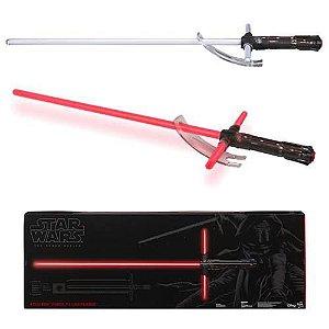 Star Wars The Black Series Kylo Ren (The Force Awakens) Force FX Deluxe Lightsaber