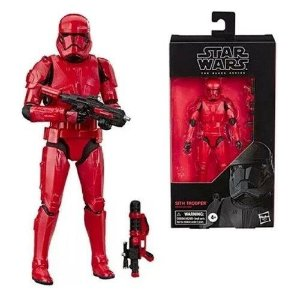 "Star Wars The Black Series 6"" Sith Trooper (The Rise of Skywalker)"