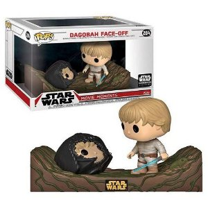 Funko Pop Movie Moments Star Wars Dagobah Face-Off Smuggler's Bounty