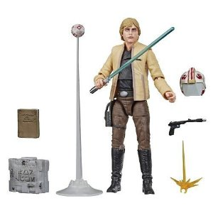 Star Wars The Black Series 6 Luke Skywalker (Skywalker Strikes) Convention 2019 Exclusive
