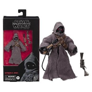 Star Wars The Black Series 6 The Mandalorian Offworld Jawa