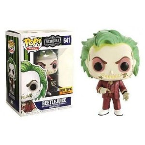 Funko Pop Movies Beetlejuice Hot Topic Exclusivo