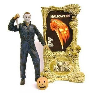 McFarlane Halloween Movie Maniacs Series 2 Michael Myers