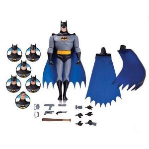 DC Collectibles Batman: The Animated Series Batman Expressions Pack