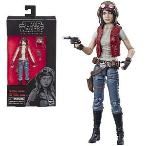 Star Wars The Black Series 6 Doctor Aphra