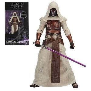 Star Wars The Black Series 6 Jedi Knight Revan Gaming Greats - Gamestop Exclusivo