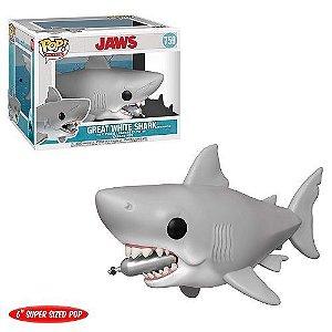 "Funko Pop! Movies: Jaws - 6"" Super Sized Jaws (Diving Tank)"