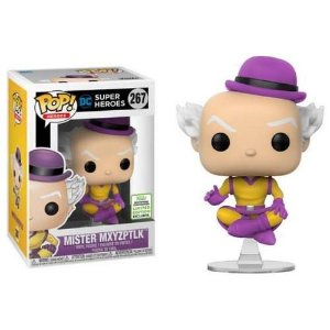 Funko Pop DC Super Heroes Mister Mxyzptlk ECCC 2019 Convention Exclusive