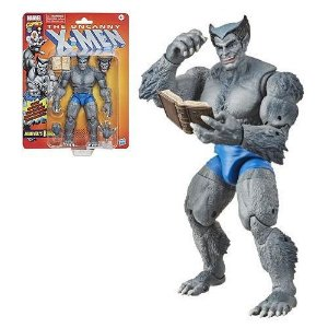 Marvel Legends Retro Collection The Uncanny X-Men Marvel's Beast