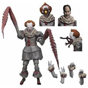 NECA It (2017) Ultimate Pennywise (Dancing Clown) Figure