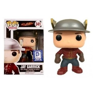 Funko Pop The Flash Jay Garrick Legion Of Collectors Exclusive