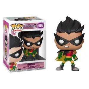 Funko Pop Teen Titans GO! The Night Begins to Shine - Robin