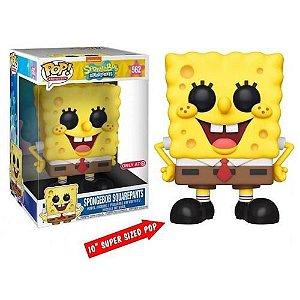 Funko Pop SpongeBob SquarePants 10-inch Target Exclusivo
