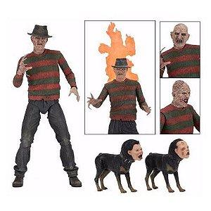 NECA A Nightmare On Elm Street Part 2 Ultimate Freddy Krueger Figure